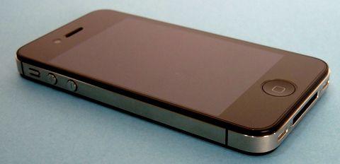 iPhone4S 裸