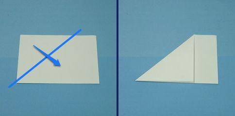 簡単 折り紙 お手紙の折り方 : siso-lab.net