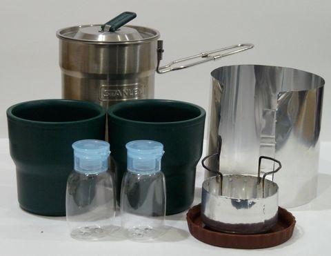 空き缶でアルコールストーブ(コンロ)自作のまとめ。