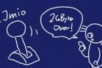 格安SIM、IIJmioのミニマムスタートプラン、バンドルクーポンが1GBになったんだな、と実感。