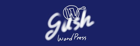 Gush-WordPress-Customize