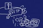 FFFTPでメディアファイルを一括ダウンロードできない?設定変更で回避する方法とか。