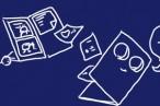 付箋でアイデアをまとめてノートに貼っていく「付箋思帳」の付箋ストックの話とか。