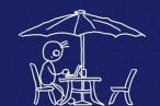 自宅で野窓ワーキング気分を味わう!山善ガーデンチェアとテーブルを購入。組み立ては椅子4脚とテーブルで2時間ぐらいかな?