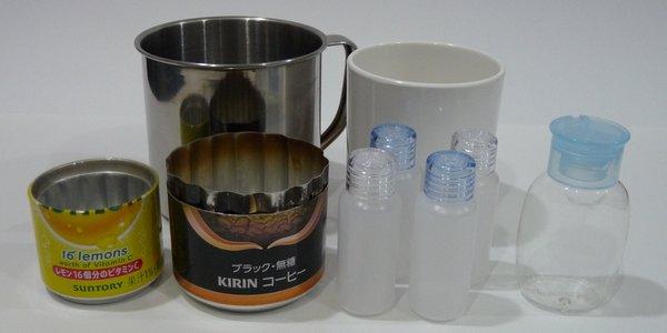 ダイソーマグカップ、ミニマルセット検討中