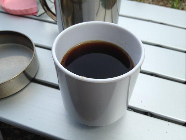 100均マグ・アウトドア用ミニマルドリップコーヒーセット