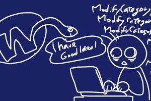 カテゴリ編集が便利!記事を一覧表示して一括操作で追加や削除を行うWordPressプラグイン、「Batch Cat」