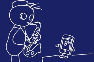 SiSO-LAB iPhone チューナーアプリ