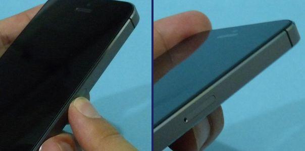 iPhone 5s SIM 入れ替え方法