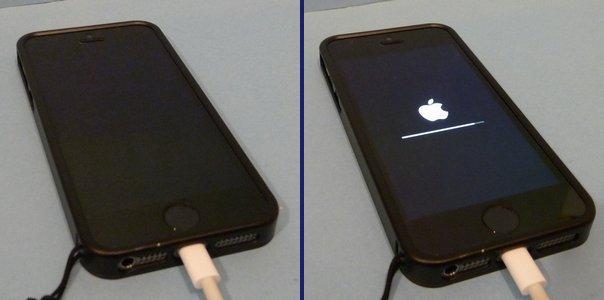 iPhone 5s iOS 8.1.1アップデート