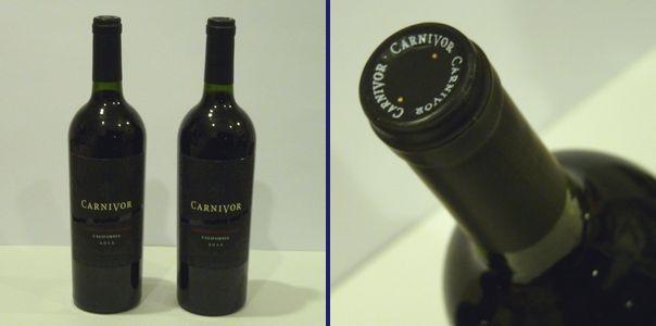 肉専用黒ワイン