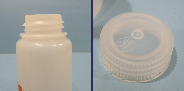 SiSO-LAB ナルゲン広口丸形ボトル