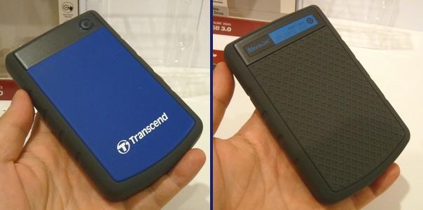 Transcend USB3.0 ポータブルHDD StoreJet2.5 2TB TS2TSJ25H3B