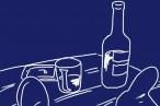 amazon.cojpでワイン1本注文。なんとワイン1本専用段ボール箱もありましたですよ。