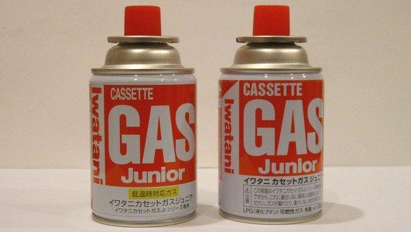 SiSO-LAB イワタニカセットガスジュニア・低温時対応ガス