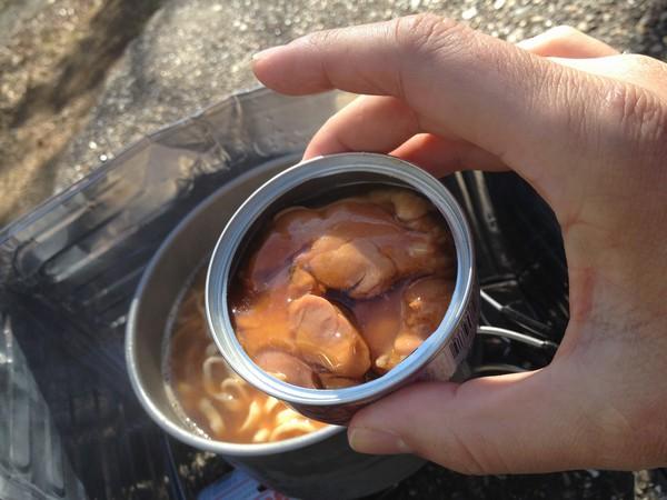 SiSO-LAB ハイキング料理・寿がきやみそ煮込みうどん