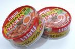 百均浪漫◆まさか!1缶でガパオごはんの具!いなば・とりそぼろとバジル うずら卵入り、本場タイで製造 @100均キャンドゥ