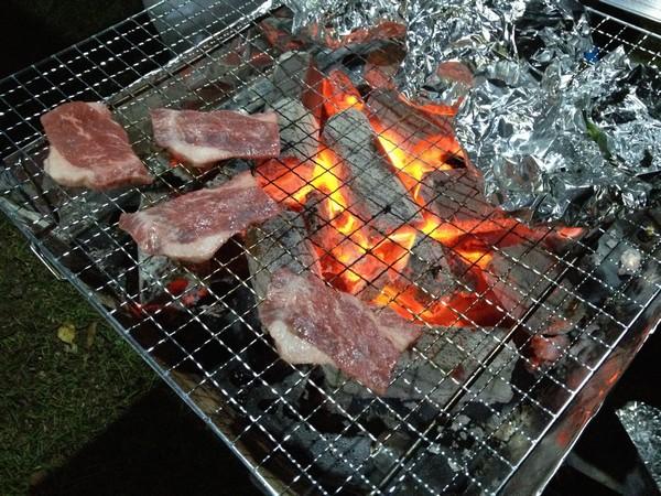 SiSO-LAB 100均焼き網とBBQ&焚火台
