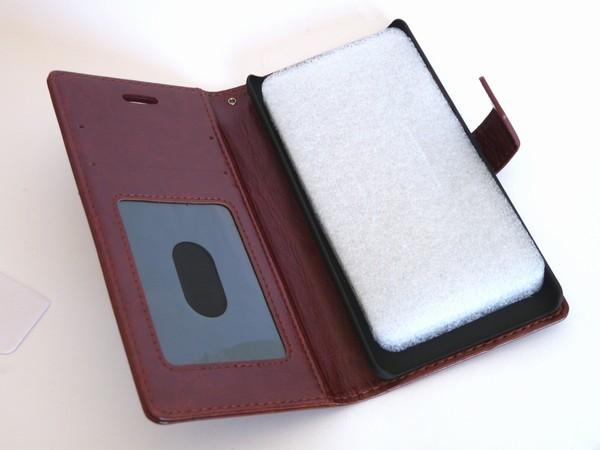 SiSO-LAB☆HUAWEI P8liteストラップ付き手帳型ケース