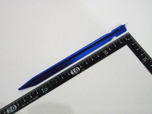 SiSO-LAB☆Y型ジュラルミンペグ 20本セット