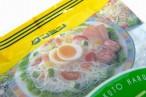 百均浪漫◆使い切りパックが便利、ケンミンの緑豆はるさめ 9cm 30g × 3 @100均 ローソン100