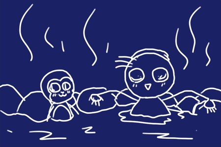 SiSO-LAB☆お猿さん!干支みぞれ鍋