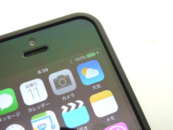 SiSO-LAB☆100均で購入したiPhone用USB充電ケーブル(ライトニングコネクタもどき)、ちゃんと充電できるのかな?iPhone 5sでテスト。