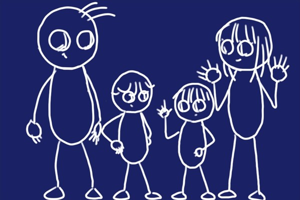 SiSO-LAB☆ブログ向けポンチ絵をサラサラっと描く方法