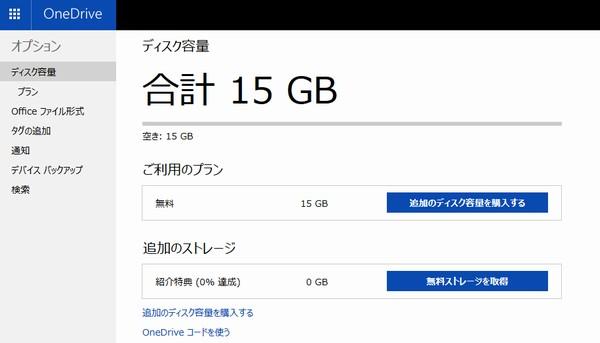SiSO-LAB☆Microsoft OneDrive 無料ストレージ15GB維持のための申請方法