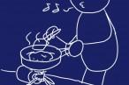 SiSO-LAB☆チヌーク キャニオン ハードアノダイズドフライパン 7.75インチ 41480