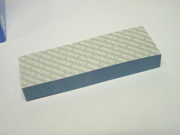 SiSO-LAB☆リヒトラブ・ノートブックSにちょうどいい74mmの付箋紙