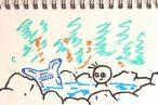 TOYz BAR◆ミニ四駆シャーシの歪み取り方法、熱湯でリラックスしてドライヤーで仕上げてバッチリ!ってお風呂かいな?