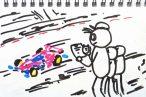 TOYz BAR◆ジャパンカップジュニアサーキットとiPhoneアプリを使った、我が家のミニ四駆タイム計測方法。