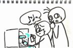 TOYz BAR◆小学4年生SiSO-Jr.1、ミニ四駆の塗装に初挑戦!完成編。フェスタジョーヌを鮮やかなライトグリーンになったぜ!