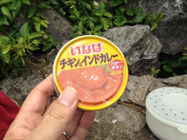 SiSO-LAB☆缶詰を湯せんで温める方法・いなばチキンとインドカレー
