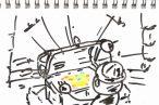 TOYz BAR◆約20年前のミニ四駆グレードアップパーツを発掘!恐るべし、マイ・ジャンク箱…。
