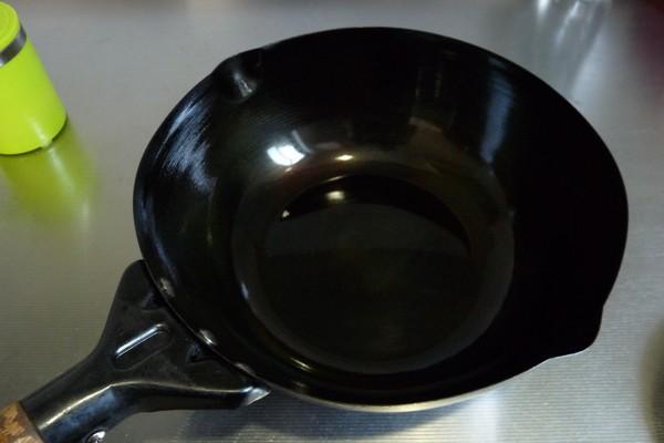 SiSO-LAB☆鉄のフライパン、シーズニング完了。