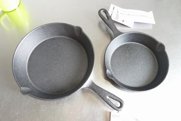 SiSO-LAB☆ニトスキ!卵焼きが滑る、スキレットのシーズニング方法