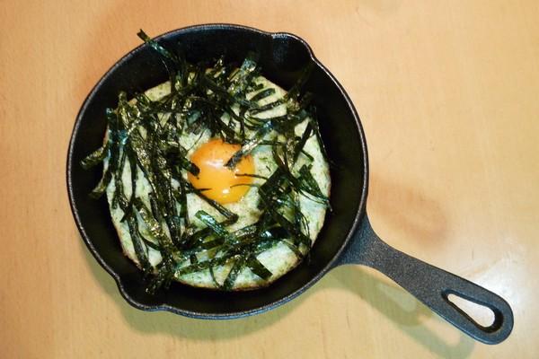 SiSO-LAB☆ニトスキ!生オクラでネバネバ、山芋風ふわとろ焼き