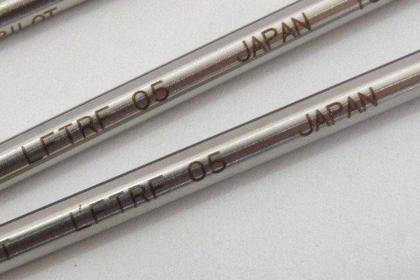 SiSO-LAB☆パイロット フリクションボール2ビズ、0.5mm替え芯に変更