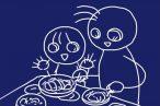 ニトスキ!鶏肉のニンニク醤油焼きとミラクルソース焼きレシピ。鶏むね肉を手短に柔らかくする方法とか。
