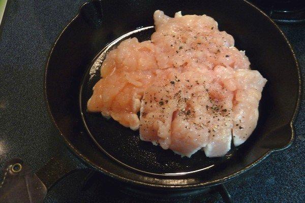 SiSO-LAB☆ニトスキ!鶏むね肉を焼くぜ!