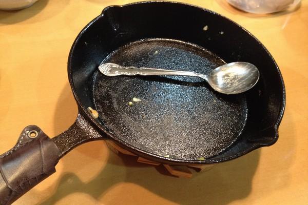 SiSO-LAB☆ニトスキ!19cmなら豆腐一丁入ったかも。豆腐と納豆のフワフワ焼き。