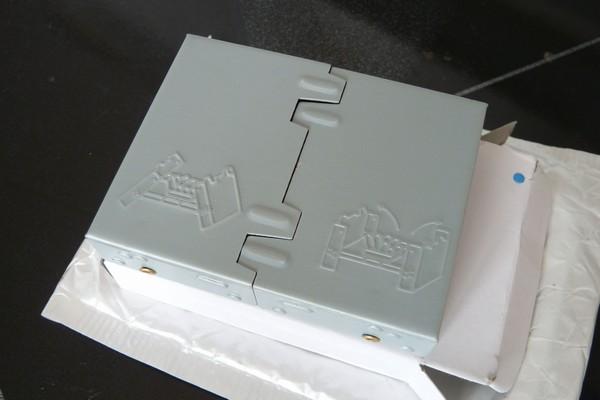 SiSO-LAB☆ESBITポケットストーブと同サイズの固形燃料ストーブが320円!