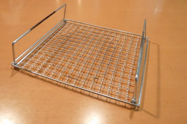 SiSO-LAB☆ニトスキ!100均で購入した足つき焼き網