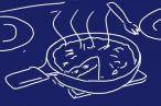 SiSO-LAB☆ニトスキ!16cmで作るほうれん草のオープンオムレツのレシピ
