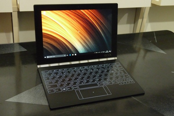 SiSO-LAB☆Lenovo YOGA BOOK・Windows10にTranscend SDXCカード128GBを入れてみる。
