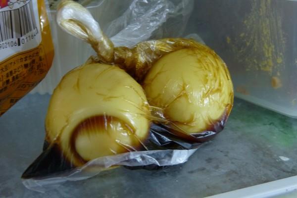 SiSO-LAB☆ニトスキ!ビニール袋で簡単エコな味玉の作り方