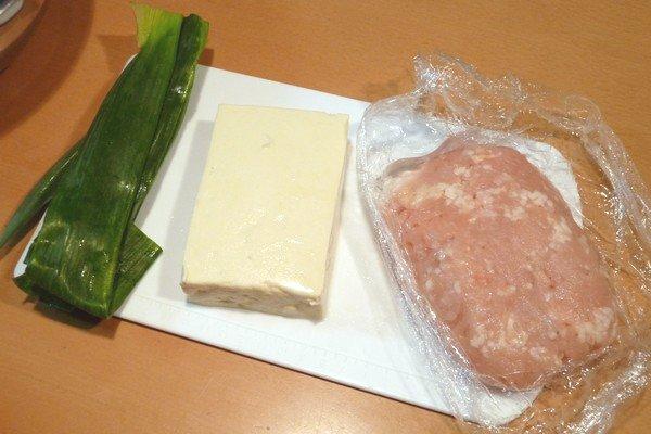 SiSO-LAB☆ニトスキ!豆腐入りハンバーグ風巨大つくね