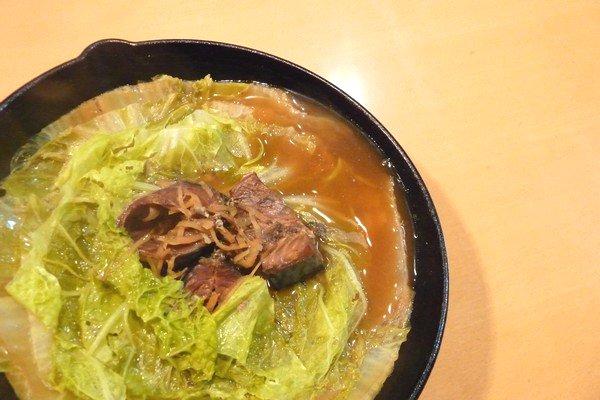 SiSO-LAB☆ニトスキ!サバ缶で白菜のクタクタ蒸し煮。